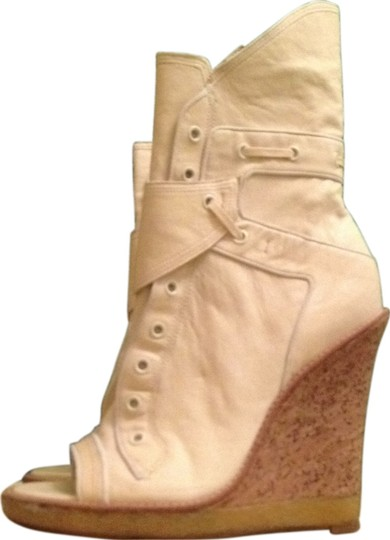 Preload https://item5.tradesy.com/images/bcbgmaxazria-ivory-open-toe-booties-wedges-size-us-10-22984-0-0.jpg?width=440&height=440