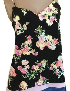 Candie's Top Black and pink