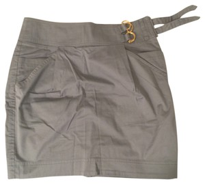 Marc by Marc Jacobs Designer Dressy Skirt gray