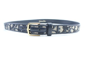 Dior Oblique Signature Monogram Trotter Belt 6DR0227