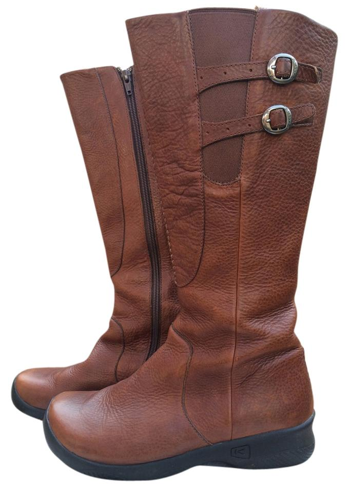 Ladies Brown Keen Brown Ladies Baby Bern Boots/Booties brand ebdfc1