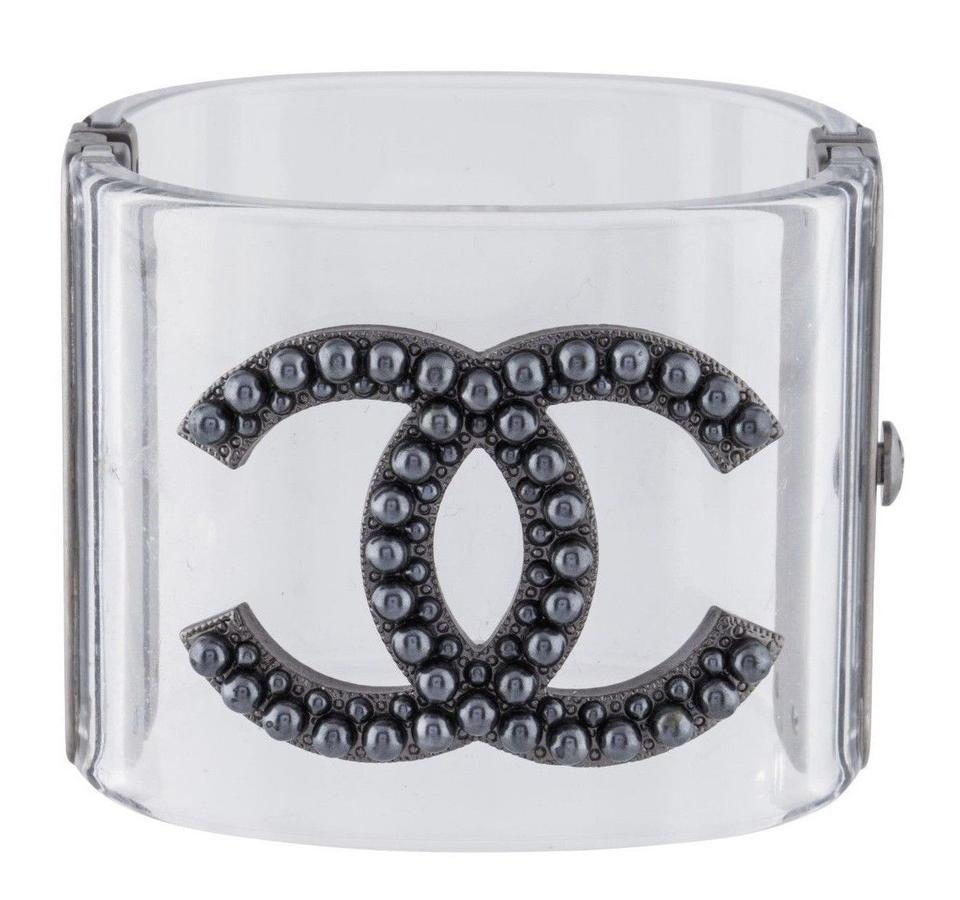 668dbfcab8a Chanel Cuff Bracelets - Up to 70% off at Tradesy