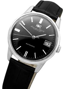 IWC 1972 IWC Vintage Mens Watch, Cal. 8541B Pellaton Automatic with Date -