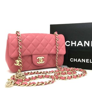 51256d3521fe Pink Chanel Shoulder Bags - Up to 90% off at Tradesy (Page 5)