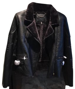 Buffalo David Bitton Motorcycle Jacket