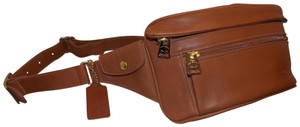 Coach Vintage Fanny Pack Satchel in British Tan