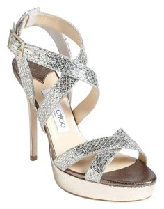 Jimmy Choo Limited Edition Champagne Pumps