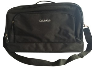 Calvin Klein Black Travel Bag