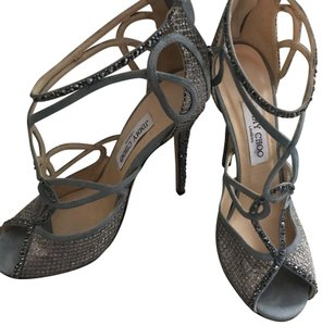 Jimmy Choo Greyish blue Formal