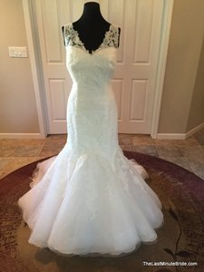David Tutera For Mon Cheri Theda 113201 Wedding Dress