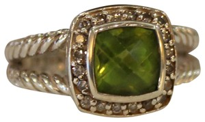 David Yurman Albion Ring Petit - Peridot
