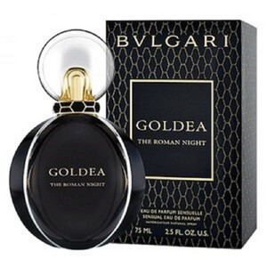 BVLGARI Bvlgari Goldea THE ROMAN NIGHT 2.5OZ/75ML EDP Woman,New.