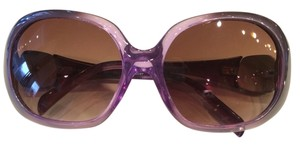 Fendi Fendi Oversized Sunglasses