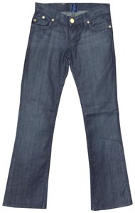 Victoria, Victoria Beckham Boot Cut Jeans-Medium Wash