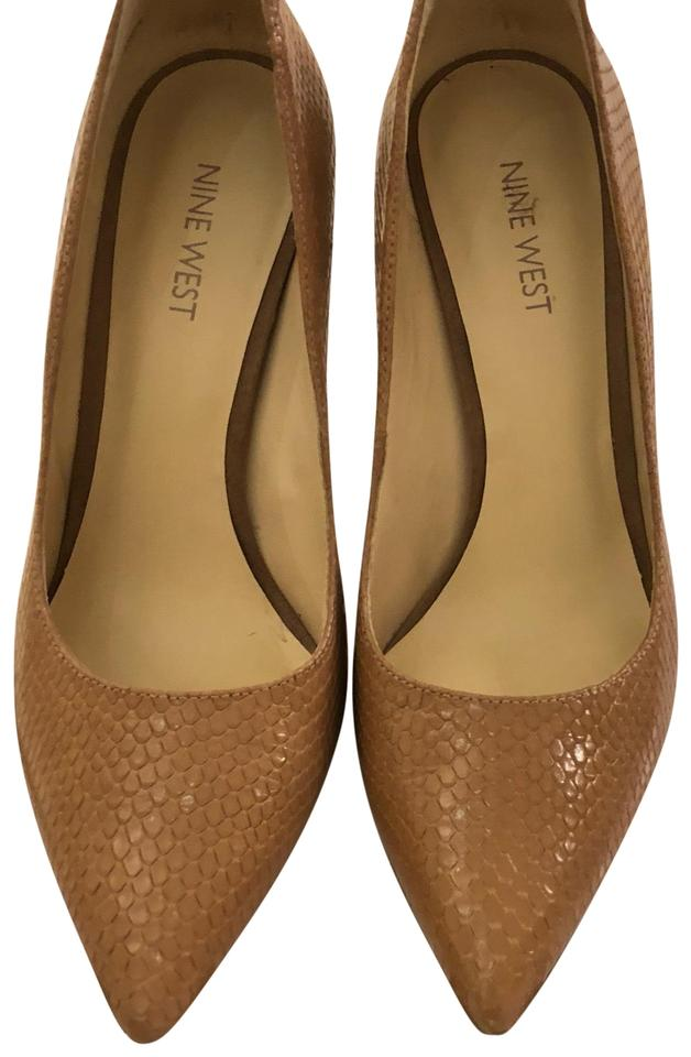 c476d916c3e Nine West Natural Leather Tatiana Pointy Toe Pumps Size US 7.5 Regular (M,  B) 67% off retail