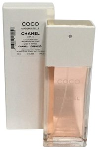 Chanel CHANEL MADEMOISELLE EDT Tester Fragrance 3.4 fl oz/100 ml