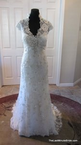 Maggie Sottero Odette 4mw008 Wedding Dress