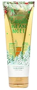 Bath and Body Works Vanilla Bean Noel Body Cream