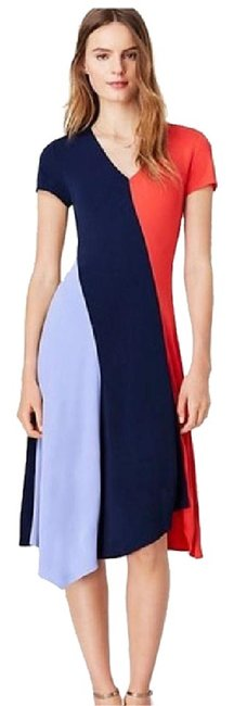 Item - Multicolor New with Tag Walden Mid-length Short Casual Dress Size 4 (S)