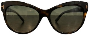 "Tom Ford Tom Ford ""Lily"" Cat Eye Sunglasses (56mm)"