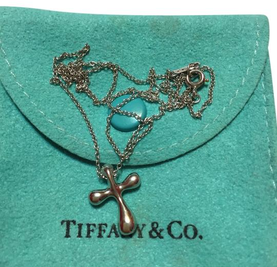 Preload https://item4.tradesy.com/images/tiffany-and-co-platinum-co-elsa-peretti-mini-cross-pendant-with-16-chain-retail-necklace-2298938-0-0.jpg?width=440&height=440