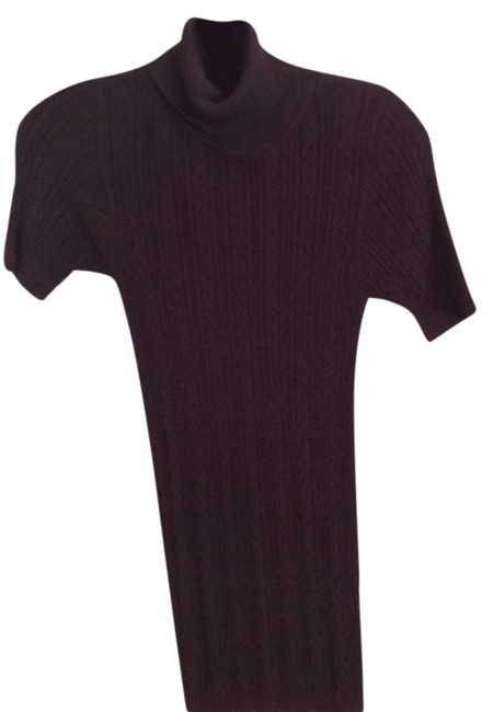 Preload https://item3.tradesy.com/images/bcbgmaxazria-chocolate-brown-no-sweaterpullover-size-8-m-2298972-0-0.jpg?width=400&height=650