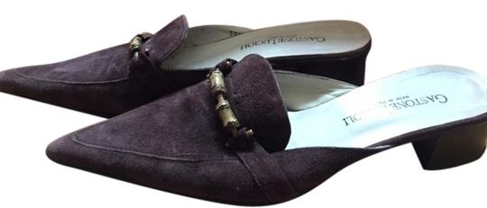 Preload https://item3.tradesy.com/images/gastone-lucioli-chocolate-brown-mules-2298997-0-0.jpg?width=440&height=440
