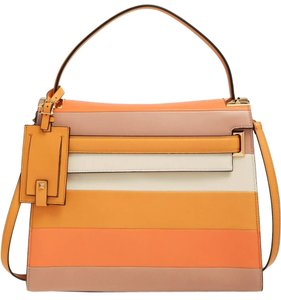 Valentino Multipurpose Stricking Color Mix Casual Or Nite Out Upscale Design Plenty Of Room Cross Body Bag