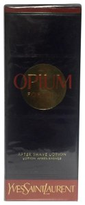 Saint Laurent Opium Pour Homme by YSL 1.6 oz /50 ml After Shave Lotion ,New in Box