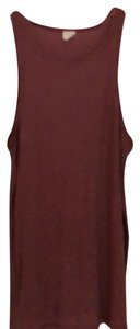 Sun & Shadow Top maroon