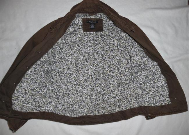 Rampage Brown Vintage-style Worn Faded Double-breasted Boho Jacket Size 4 (S) Rampage Brown Vintage-style Worn Faded Double-breasted Boho Jacket Size 4 (S) Image 3