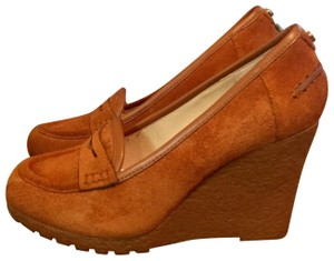 MICHAEL Michael Kors Walnut Wedges