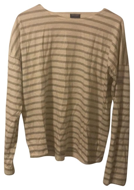 Item - Grey For Jcrew Slouchy T-shirt Tee Shirt Size 8 (M)