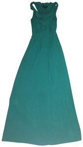 Turquoise Maxi Dress by I.N. San Francisco