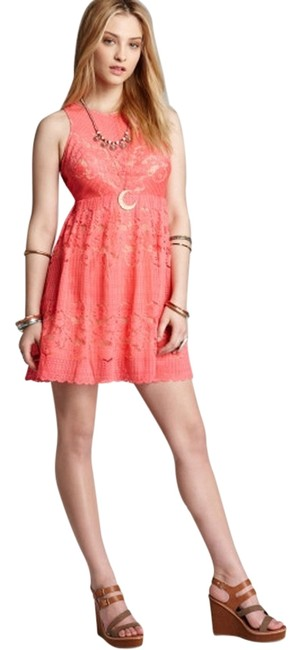 Preload https://img-static.tradesy.com/item/2299209/free-people-pink-rocco-lace-above-knee-night-out-dress-size-4-s-0-0-650-650.jpg