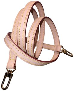Louis Vuitton Vachetta Replacement Strap Natural Leather from Eva Clutch