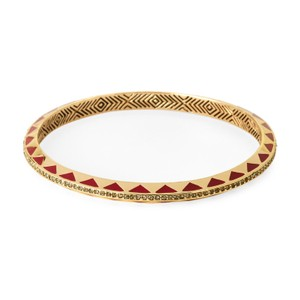 House of Harlow 1960 Enamel bangle