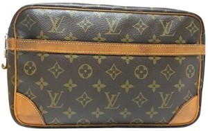 Louis Vuitton Toiletry Clutch with Dustbag