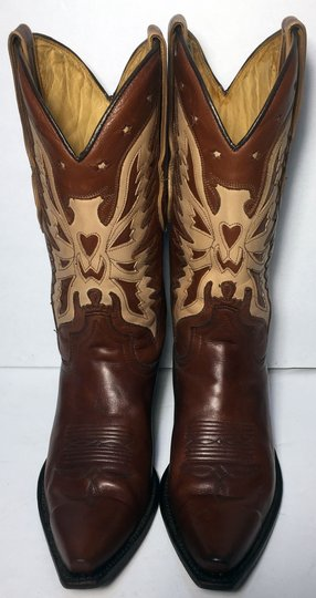 Sendra Size 9 Cowgirl Women Size 9 Cowgirl Size 9 Brown Boots