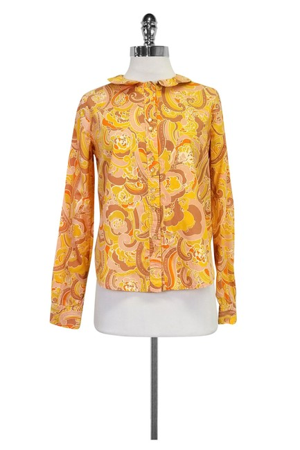 Preload https://img-static.tradesy.com/item/22993096/marc-jacobs-multicolor-paisley-blouse-size-6-s-0-0-650-650.jpg