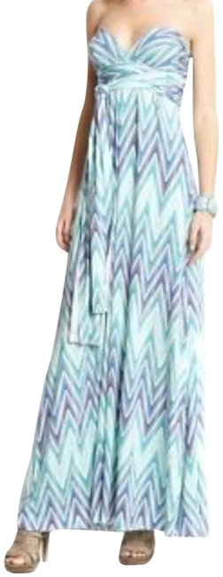Preload https://img-static.tradesy.com/item/22993291/tart-collections-turquoise-infinity-convertible-long-casual-maxi-dress-size-8-m-0-1-650-650.jpg