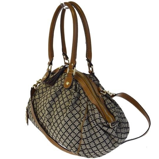 Gucci Made In Italy Tote in Brown