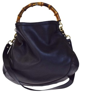 Gucci Made In Italy Tote in Black
