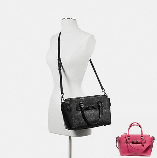 Coach 38453 Swagger 55665 Satchel in pink
