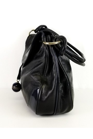 See by Chloé Leather Fold Over Hobo Bag