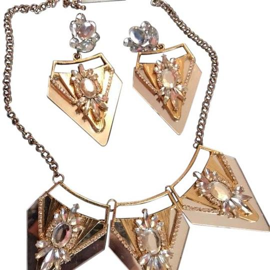 Arden B. fashion jewelry necklace and earrings