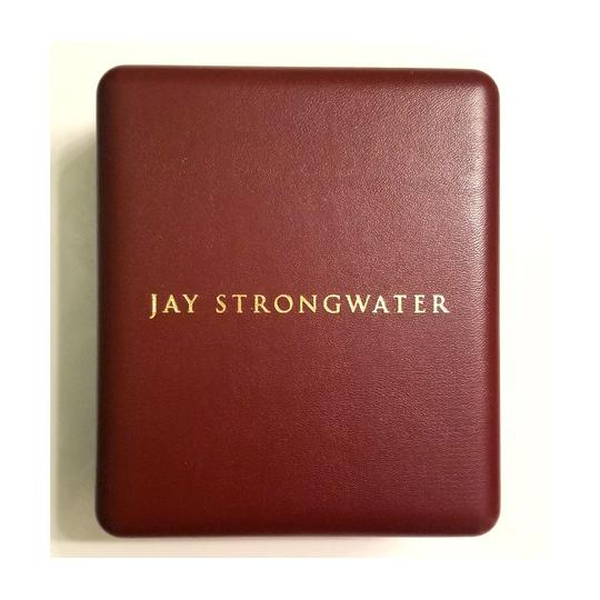 Jay Strongwater NIB JAY STRONGWATER Green Pink Rae Orchid Crystal Drop Clip On Earring
