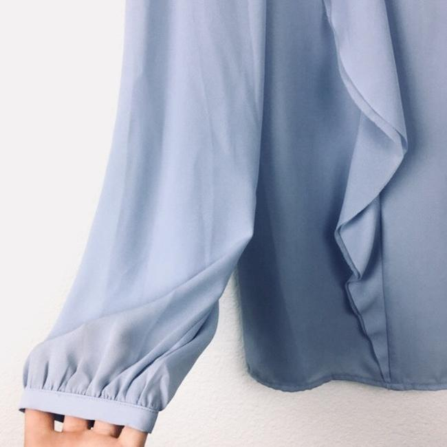 Banana Republic Top pale blue
