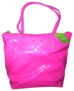 Kate Spade Tote in Pink or Snapdragon