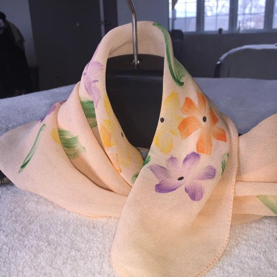 Kim Rogers Beautiful Floral Scarfs
